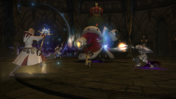 FINAL FANTASY XIV: A Realm Reborn SteamGift RU +30 Days