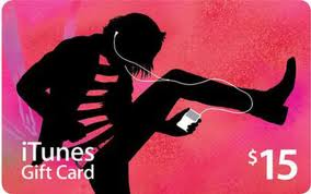 iTunes Gift Card $ 15 USA - Scan Card + Discounts