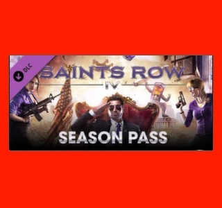 Saints Row IV: Season Pass (Steam Gift / Region Free)