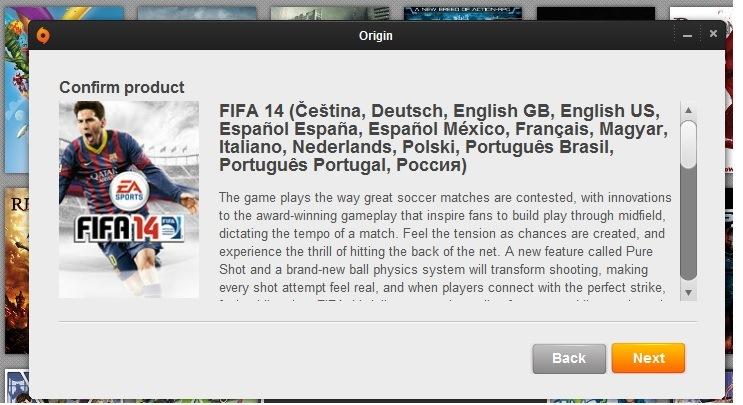 fifa 16 demo код продукта для origin бесплатно