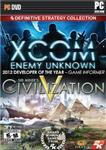 XCOM: Enemy Unknown + Civilization V - Reg Free - Multi