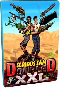 Serious Sam Double D - EU / USA (Region Free / Steam)