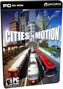 Cities in Motion - EU / USA (Region Free / Steam)