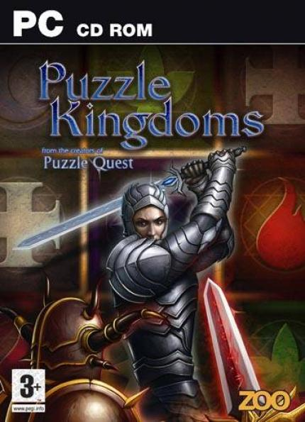 Puzzle Kingdoms (Region Free / Steam)