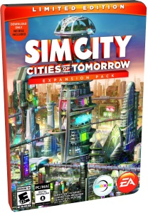 SimCity: Cities of Tomorrow - Limited Edition (Origin)