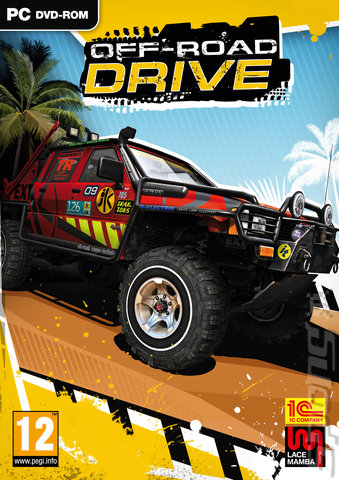 Off-Road Drive / Полный привод 3 (Region Free / Steam)