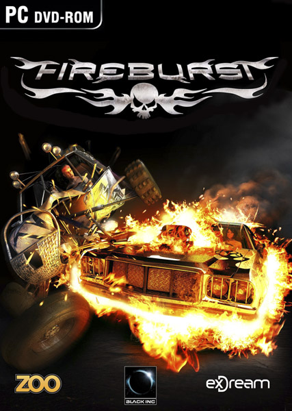 Fireburst - EU / USA (Region Free / Steam)