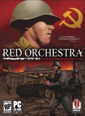 Red Orchestra: Ostfront 41-45 (Region Free / Steam)