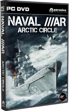 Naval War: Arctic Circle (Region Free / Steam)