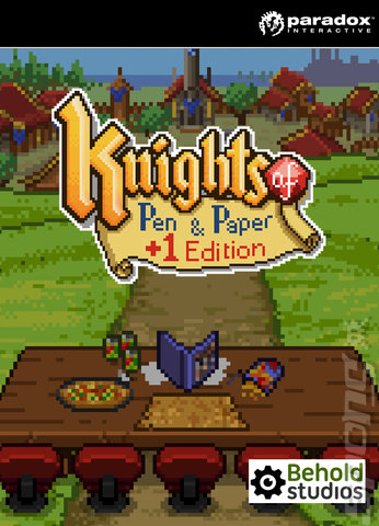 Knights of Pen and Paper +1 Edition (Worldwide / Steam)