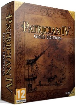 Patrician IV Gold - EU / USA (Region Free / Steam)