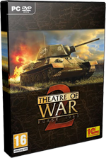 Theatre of War 2 Kursk 1943 + DLC (Region Free / Steam)