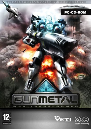 Gun Metal - EU / USA (Region Free / Steam)