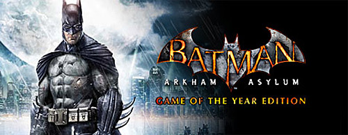Batman: Arkham Asylum GOTY(Steam Gift/Region Free)