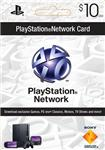 PLAYSTATION NETWORK - 10$