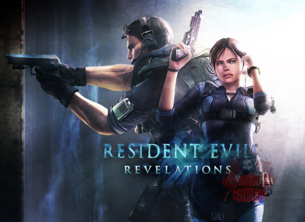 Resident Evil Revelations (Steam Key region free)