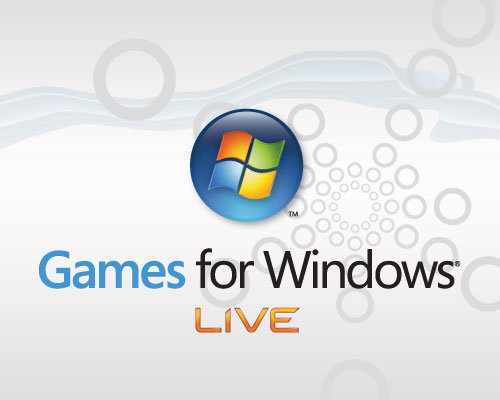 ���������� �� �������� ����������� ������� � Games for Windows - LIVE