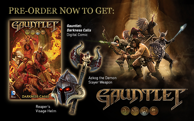 Gauntlet (Steam Gift) Предзаказ | Region Free