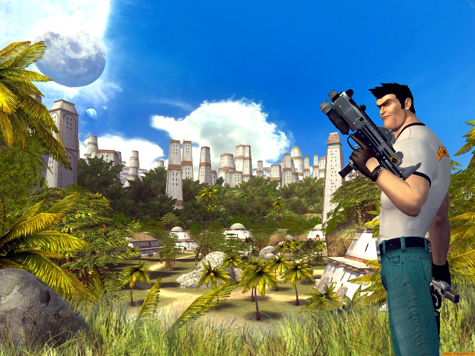 Serious Sam 2 (Steam Giftkey World Wide)