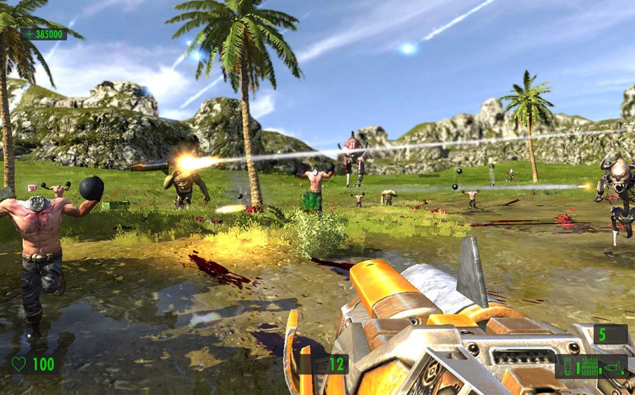 Serious Sam HD: The First Encounter (Steam) REGION FREE