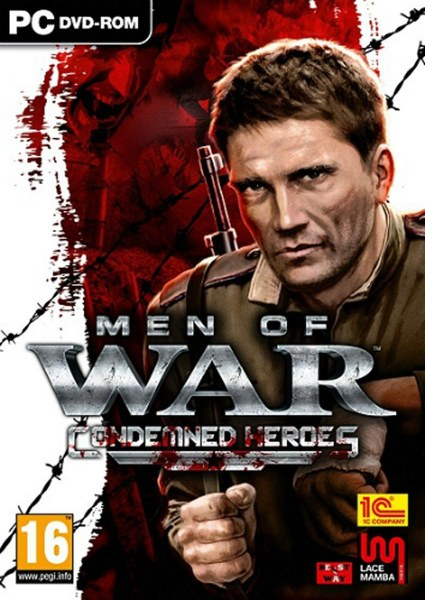 Men of War: Condemned Heroes Штрафбат (1С Steam Key)