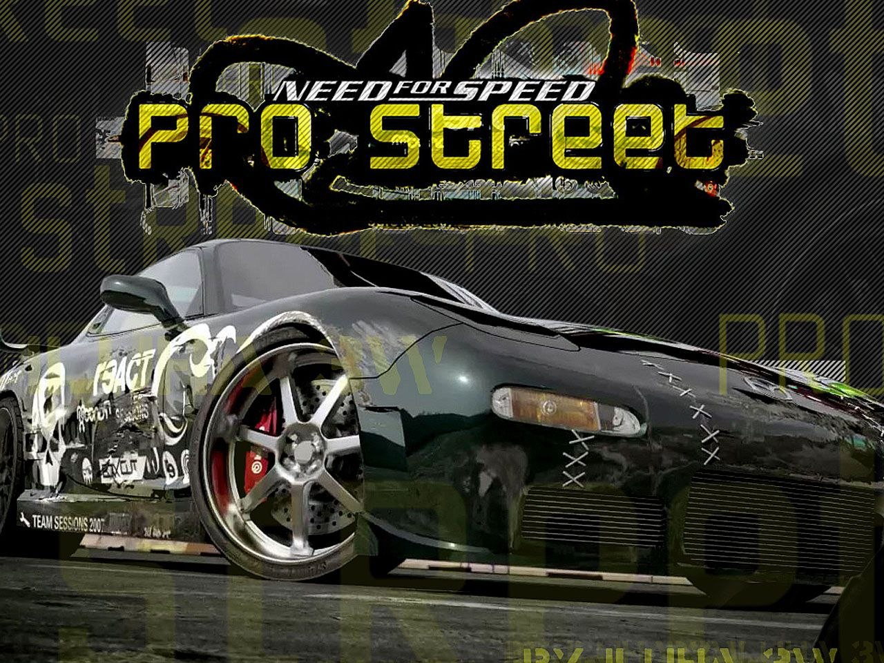 Need For Speed: ProStreet (Origin) + Burnout Paradise