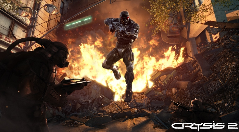 Crysis 2 Maximum Edition + 2 DLC+PreOrder Bonus Steam