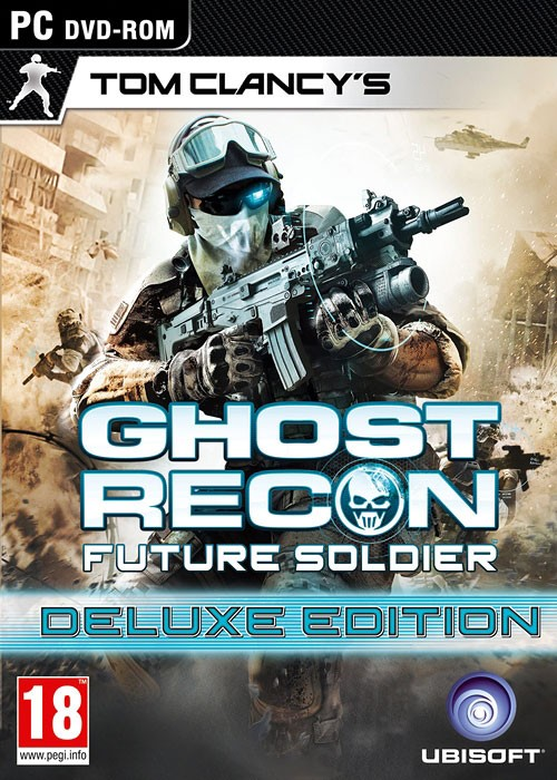 Ghost Recon Future Soldier Deluxe Edition (Uplay) ROW