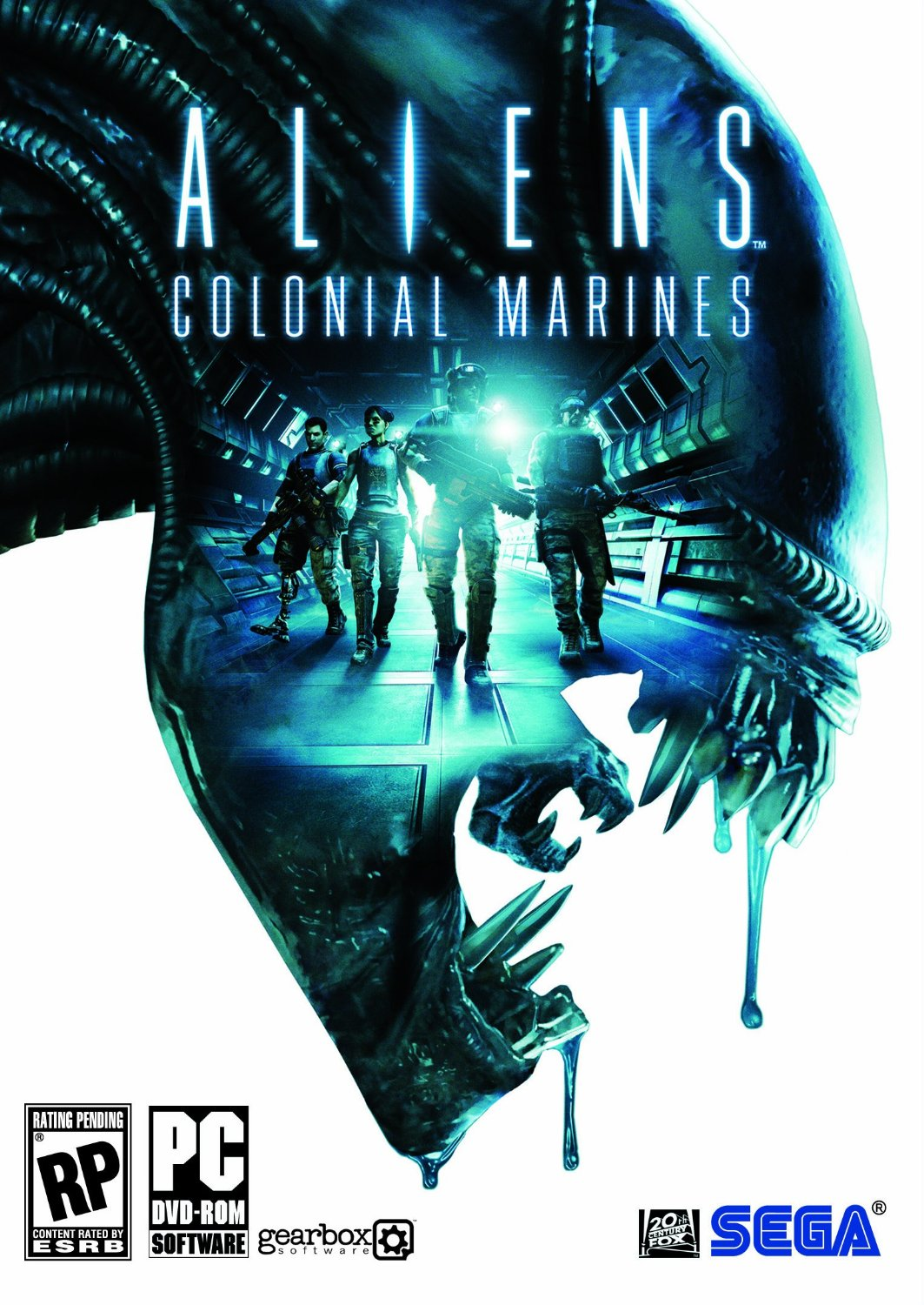 Aliens: Colonial Marines (Steam Key) Region Free