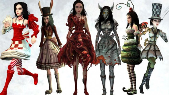 Alice Madness Returns Collectors Edition (Origin)RegFre