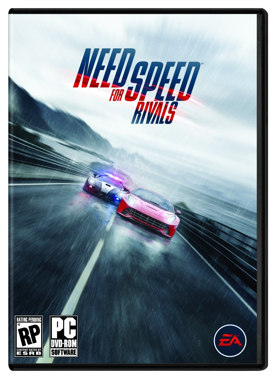 Need For Speed Rivals (Origin Key Multilang) EU RegFree