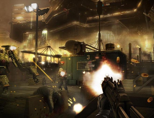 Изображение для Deus Ex: Human Revolution - Director's Cut (2013) PC Л