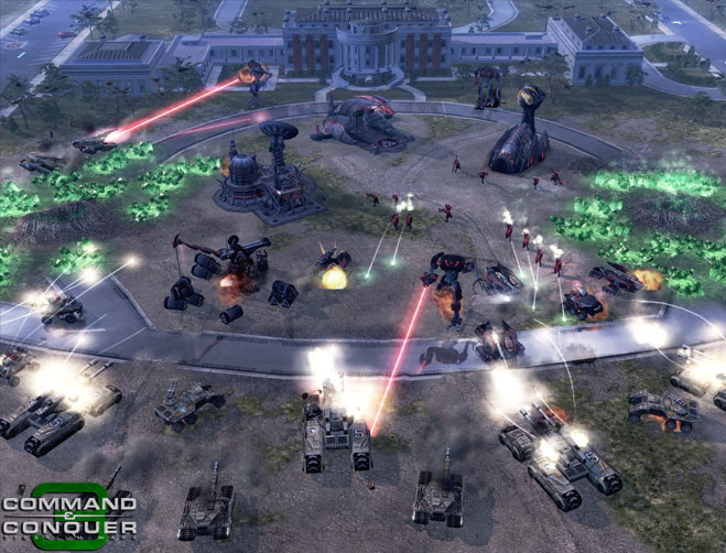 2411d ago - EA released 5 new screenshots from Command and Conquer 3
