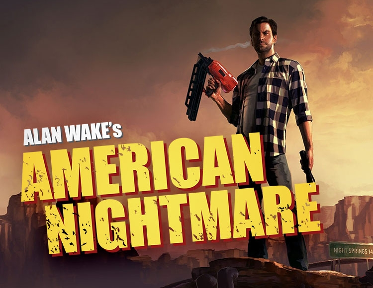 Alan Wakes American Nightmare (Activation Key on Steam)