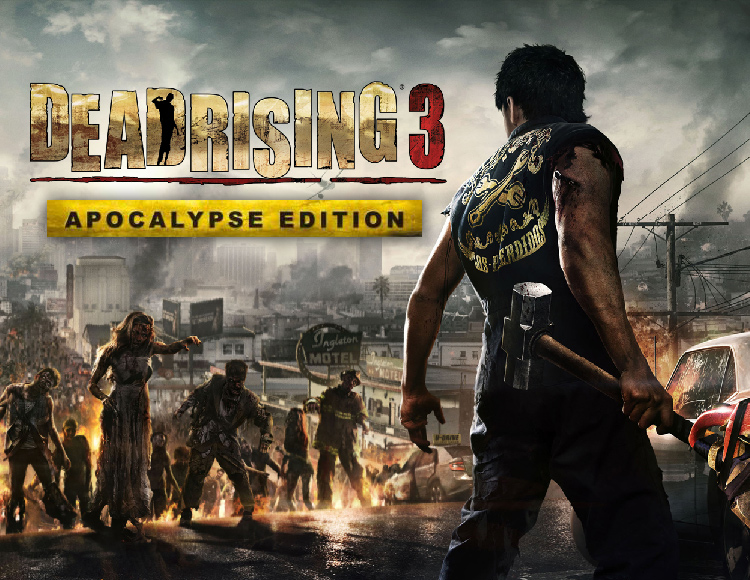 Dead Rising 3 - Apocalypse Edition (Key Steam)