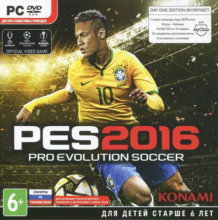78b01751a5 Buy Pro Evolution Soccer 2016  PES 2016  Day One (Steam) and download