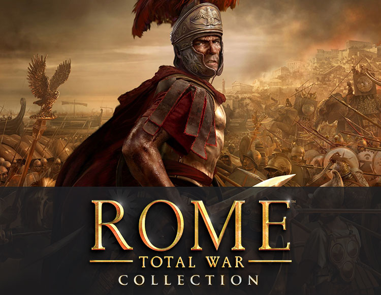 Total War : Rome Collection (Ключ Steam)