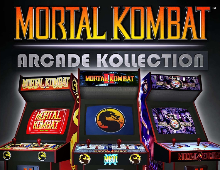 Mortal Kombat Arcade Kollection ( Steam)