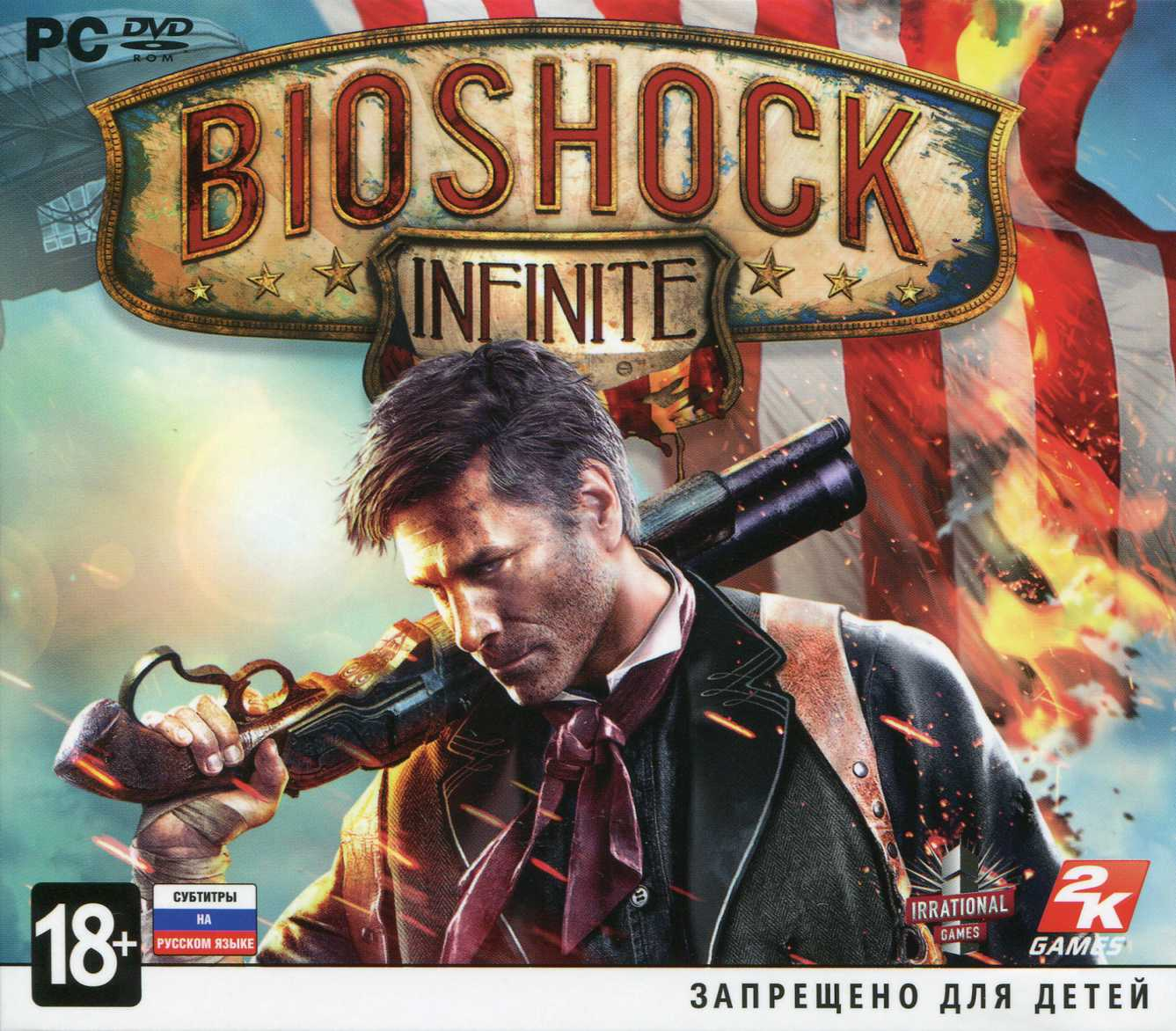 BioShock Infinite (Steam)