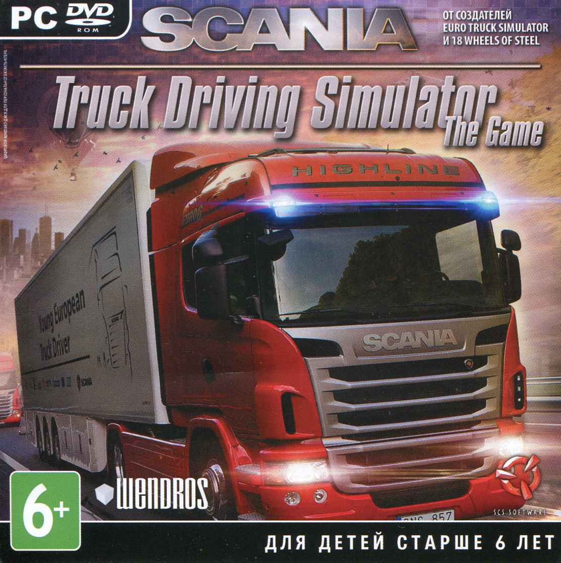 Scania truck driving simulator pc game with activation key.