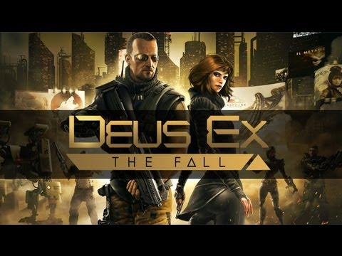 Deus Ex: The Fall |Steam Gift| Region Free