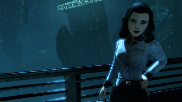 BioShock Infinite: Burial at Sea Ep. 1 (Steam Gift/ROW)