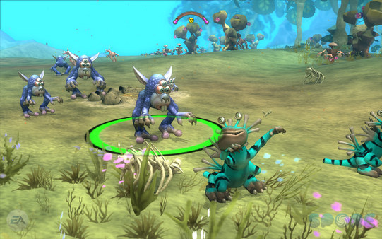 SPORE (Steam Gift / Region Free)