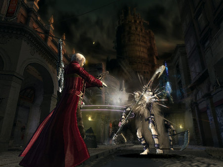 Devil May Cry 3 and 4 Bundle (Steam Gift / Region Free)