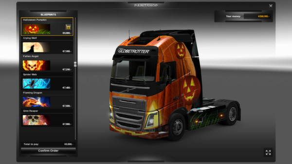 Euro Truck Simulator 2 Collectors Bundle (Gift / ROW)