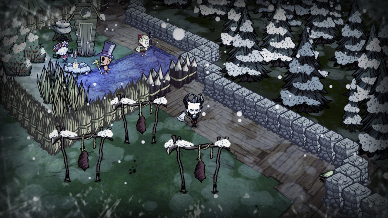 Don´t Starve Together (Steam Gift Россия)