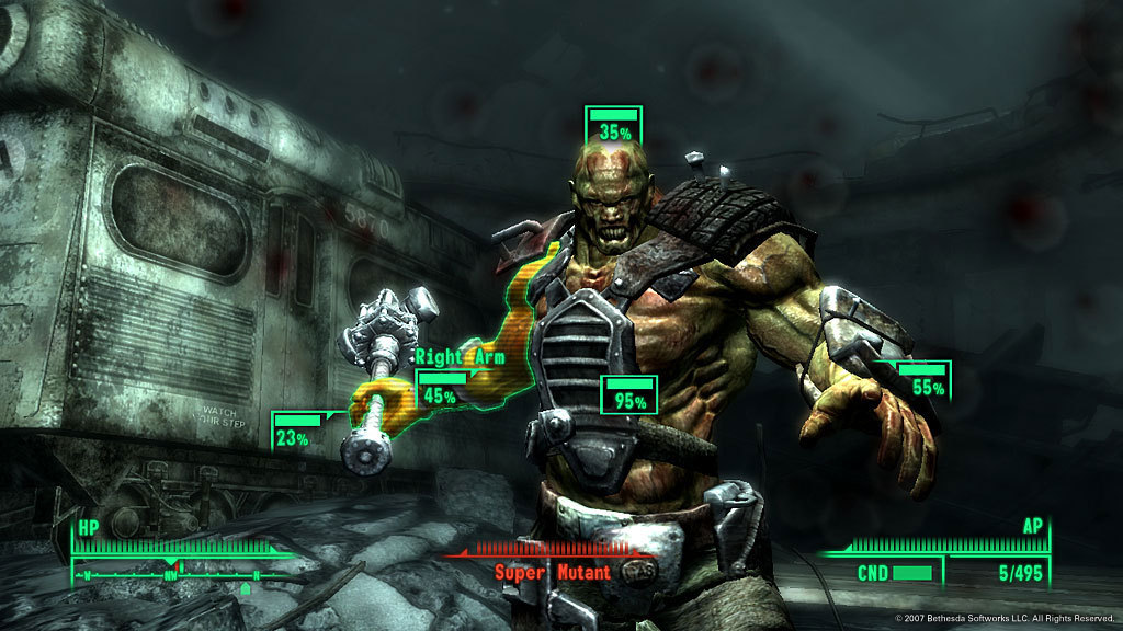 Fallout 3 Game of the Year Edition (Steam Region Free)