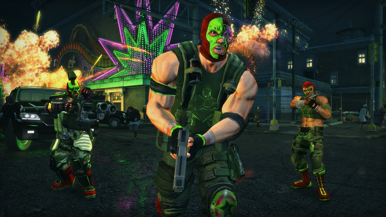 Saints Row: The Third-The Full Package (Steam Gift ROW)