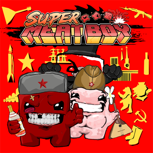 Super Meat Boy (Steam Gift ROW / Region Free)