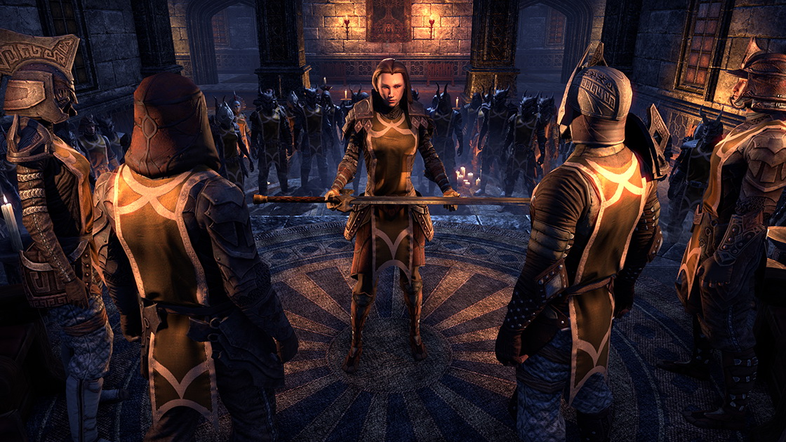 The Elder Scrolls Online Unlimited Imperial (Steam RU)